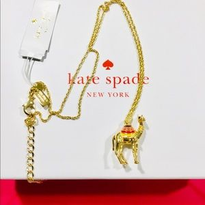 🛍Kate spade Spice Things up necklace